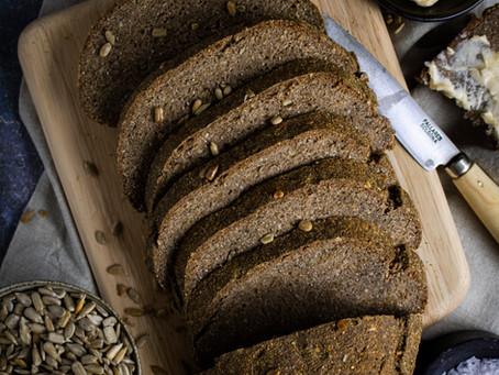 Keto Sunflower Bread