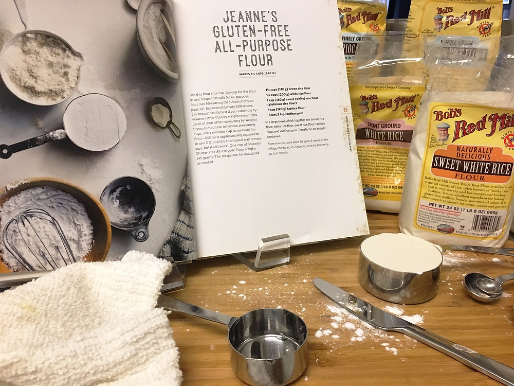 Jeanne's Gluten-Free All-Purpose Flour
