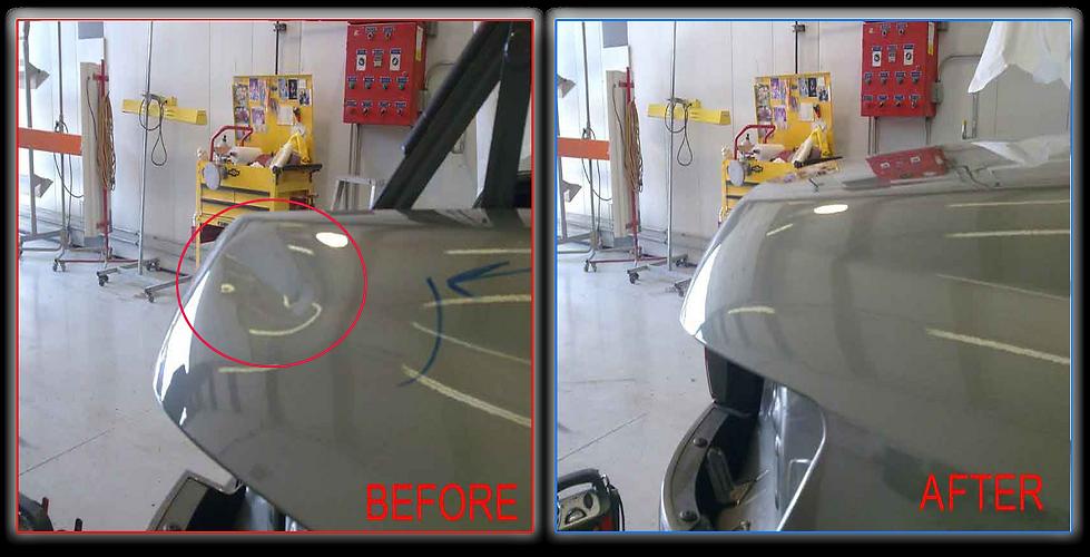 Paintless Dent Repair
