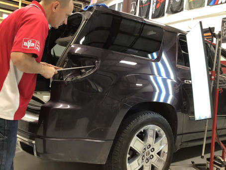 Your Vehicle Might Only need Paintless Dent Repair