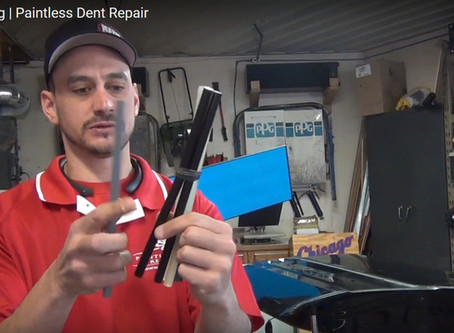 The Paintless Dent Repair Glue Pull Process, by Andrew Ray