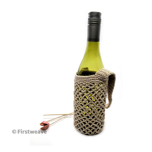 Bottle Cover Beige