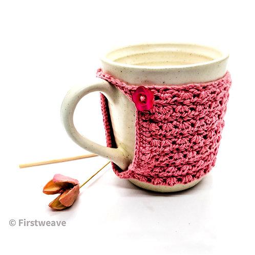 Mug Cozy Pink