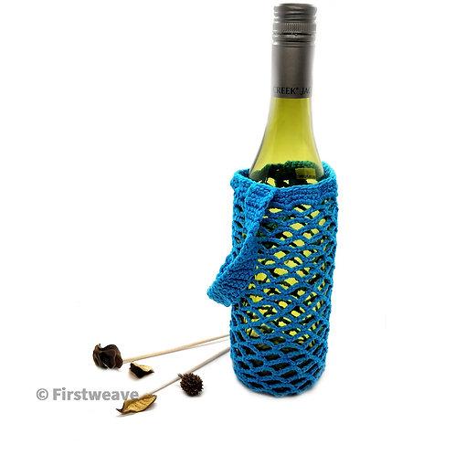 Bottle Cover Blue