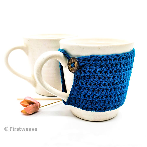 Mug Cozy Blue