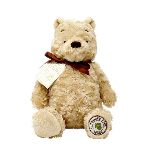 Hundred Acre Wood Cuddly Winnie the Pooh Teddy Bear Soft Plush Toy
