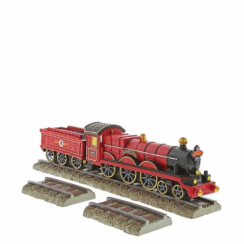 Department 56 Harry Potter Figurine Hogwarts Express Train