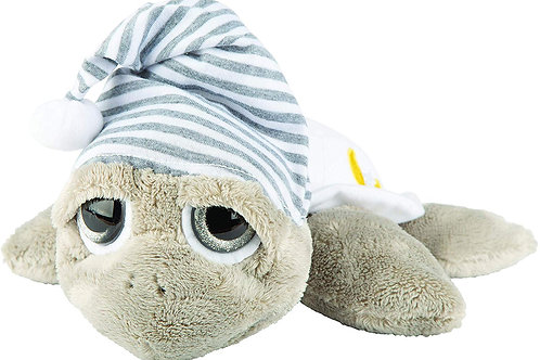 Suki Gifts Baby Lil Peepers 23cm Starlight Turtle Soft Toy