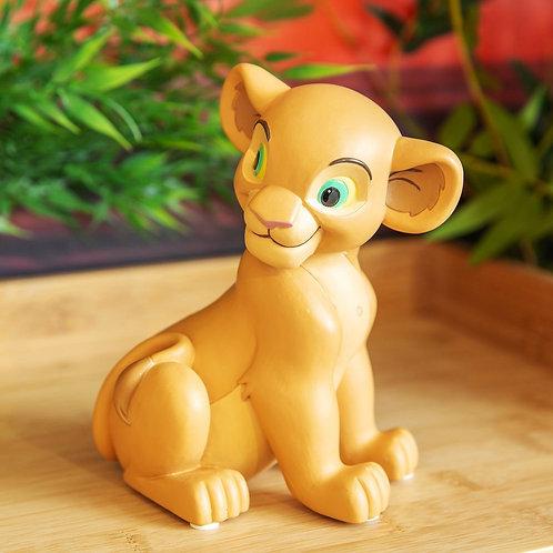Disney Lion King 3D Hand Painted Money Box Bank Nala