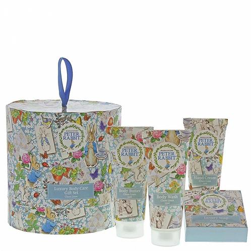 Beatrix Potter Peter Rabbit Clean Linen Toiletry Gift Set