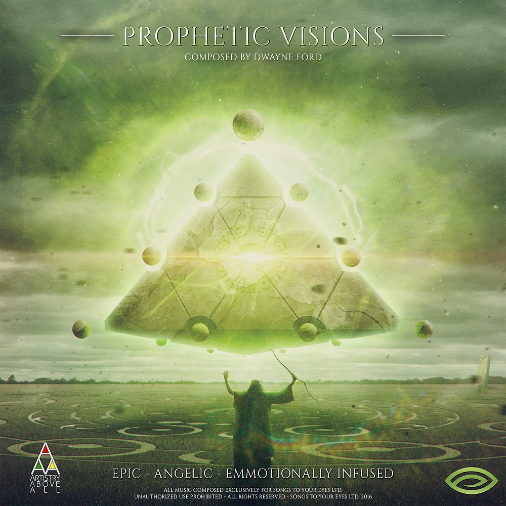 Listen to Prophetic Visions by Dwayne Ford
