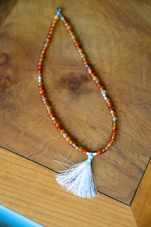 Orange Crush - Necklace