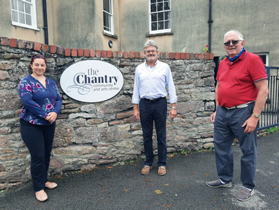 Chantry awarded grant for new heating systems