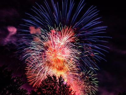 Fireworks Event a huge success!