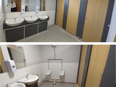 New toilet facilities now open!