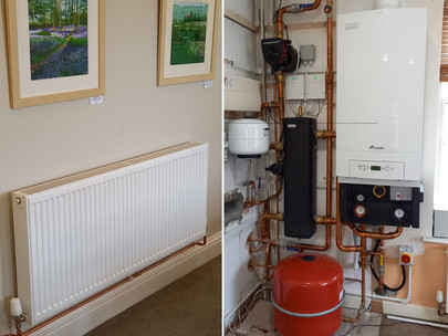 New heating systems are live