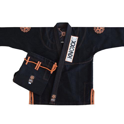 """KNOXX Jiu Jitsu """"Manchira"""" Black Gi"""