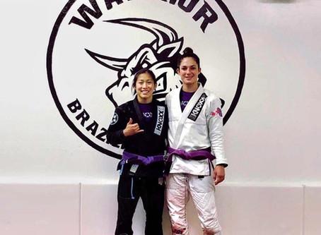 Support Womens Jiu Jitsu
