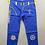 "Thumbnail: Blue-KNOXX x Adapt Brand Jiu Jitsu ""Gold Blooded"" Blue/Yellow Gi"