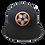 "Thumbnail: KNOXX Jiu Jitsu ""Mon"" Snapback Cap -Orange"