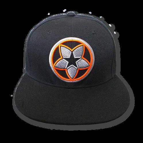 "KNOXX Jiu Jitsu ""Mon"" Snapback Cap -Orange"