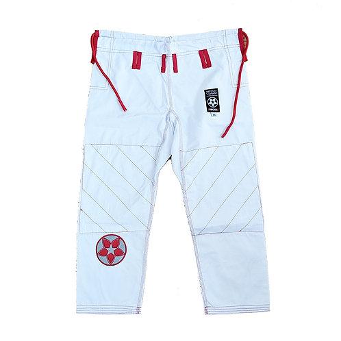 "KNOXX Jiu Jitsu ""Kusari V2"" PANTS ONLY-White Gi"
