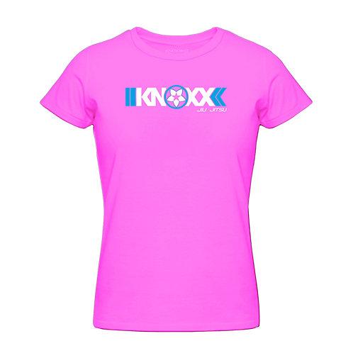 """KNOXX Women Shirt """"Mon"""" -Pink"""