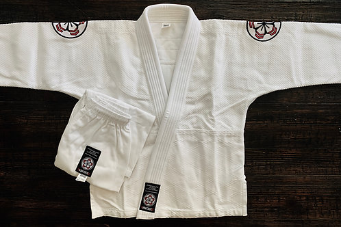 "KNOXX Youth Judo Gi - White ""Elite"""