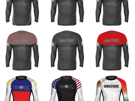 Rashguards have been re-stocked