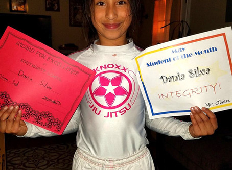 A few years ago , KNOXX started our Youth Competition Jiu Jitsu Team. We wanted to support the youth