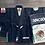 "Thumbnail: KNOXX Youth Jiu Jitsu ""Heritage Series - Mexico"" Black Gi"