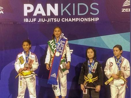 4 Times Pan Kids Champion