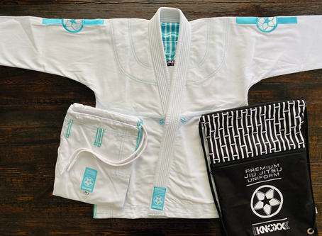 "Due to popular demand, the ultra lightweight KNOXX ""Bamboo"" gi are restocked in all 3 colorways"