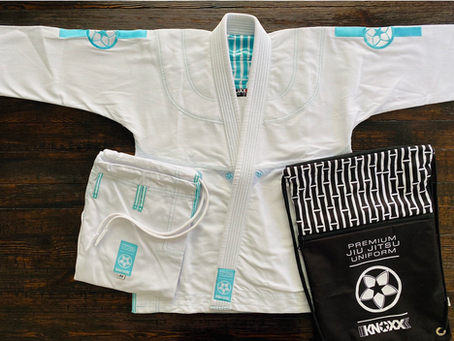 """Due to popular demand, the ultra lightweight KNOXX """"Bamboo"""" gi are restocked in all 3 colorways"""