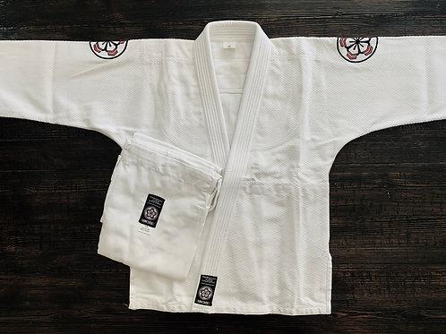 """KNOXX Adult Judo Gi - White """"Elite"""""""
