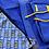 """Thumbnail: Blue-KNOXX x Adapt Brand Youth Jiu Jitsu """"Gold Blooded"""" Blue/Yellow Gi"""