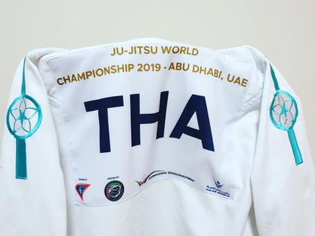 Best of luck to Kinaree Adkins at Jiu Jitsu Championship at Abu Dhabi