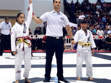 Congrats to Leo and Dania Silva! Keep up the hard work!