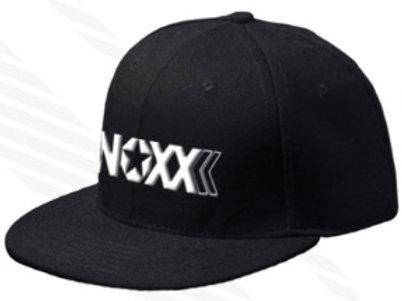 """KNOXX """"Logo"""" Snapback Cap -Black"""