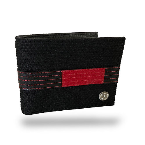 KNOXX Collectors Edition: Black Jiu Jitsu Gi Wallets in Ranked Belt Colors