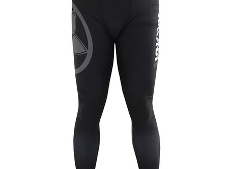 KNOXX Jiu Jitsu Spats now available in Adult and Youth sizes