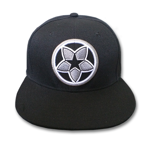 "KNOXX Jiu Jitsu ""Mon"" Snapback Cap - Gray"