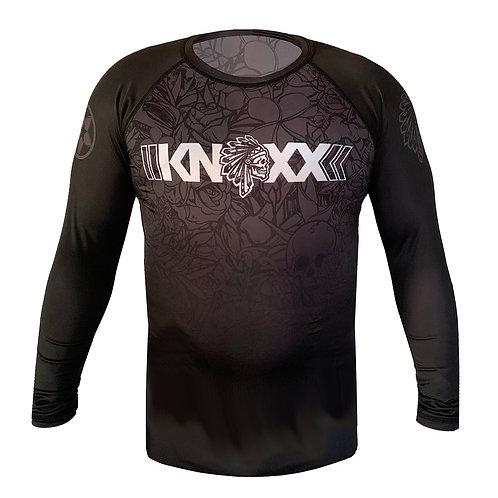 KNOXX x SAVS Brand Rashguard -Black