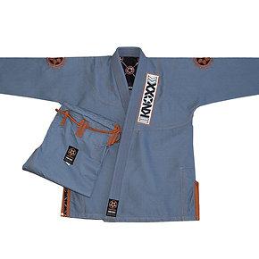 """KNOXX Jiu Jitsu """"Manchira"""" Grey Gi"""