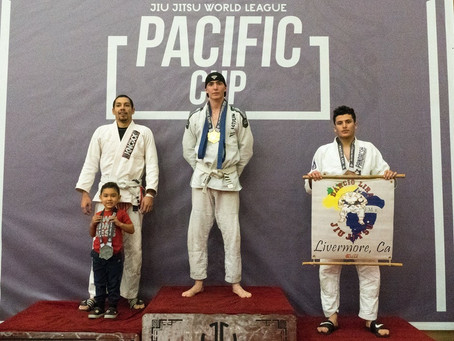 Congrats to all these awesome hardworkers at Jiu Jitsu World League! Keep up the great work!