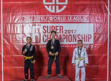 Congrats to KNOXX athlete ,Jesiah Tubby