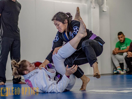 Support Womens Jiu Jitsu
