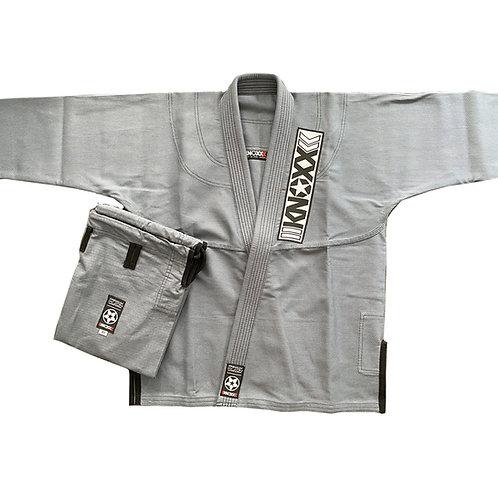 """KNOXX Jiu Jitsu """"Kusari V2"""" Gray Gi"""