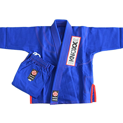 "KNOXX Youth Jiu Jitsu ""Kusari V2"" Blue Gi"