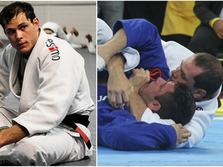 How To Make Your BJJ & Yourself Calm like Roger Gracie